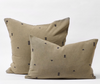 Vintage Wash Cushion - Olive - Little Road Interior Design