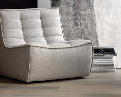 Slouch 1 Seater Chair - Little Road Interior Design