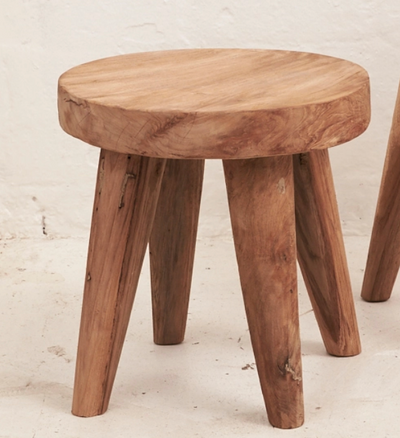 Rokha Stools - Little Road Interior Design