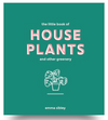 The Little Book of House Plants - Little Road Interior Design