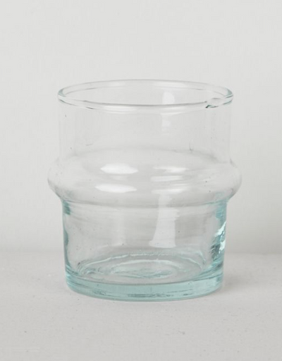 Glass Tea Light Holder