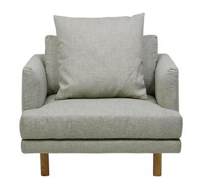 Vittoria Iris 1 Seater Sofa Chair