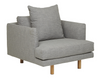 Vittoria Iris 1 Seater Sofa Chair - Little Road Interior Design
