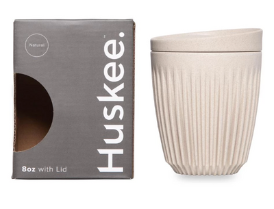 Huskee Reusable Cup with Lid - Little Road Interior Design
