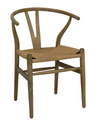 Wishbone Oak Chairs - Little Road Interior Design