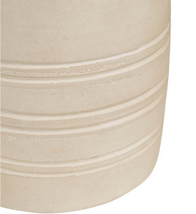 Terracotta Cylinder Vessel - Little Road Interior Design