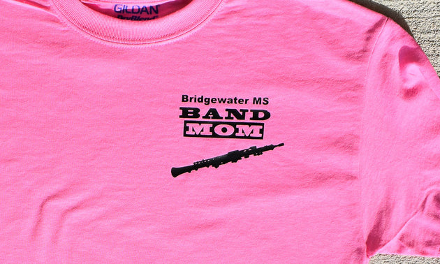 Band Mom T-Shirt