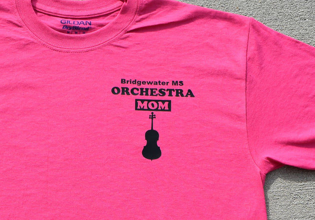 Orchestra Mom T-Shirt