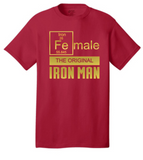 Periodic Table: the Original Iron Man