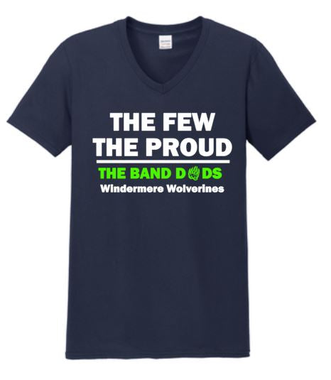 The Few The Proud the Band Parent