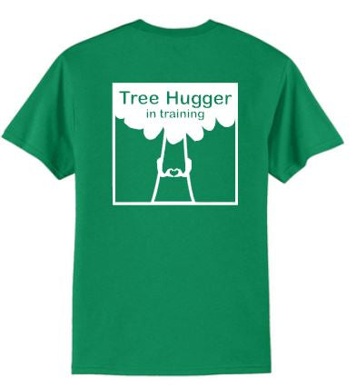 Tree Hugger in Training T-Shirt