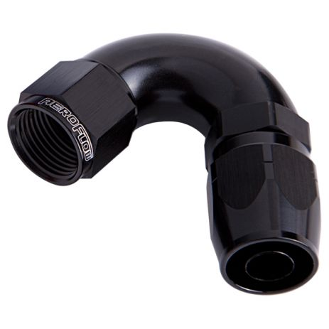 Aeroflow 120° Cutter Style Full Flow Swivel Hose End