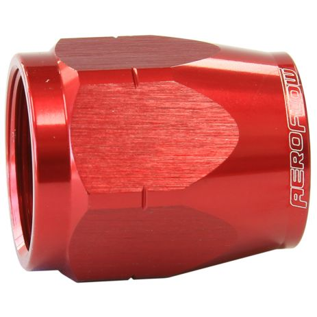 Aeroflow Red Hose End Socket Cutter Style Fittings Only