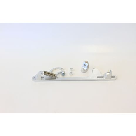 Aeroflow Billet Throttle Cable Bracket 4150 Style