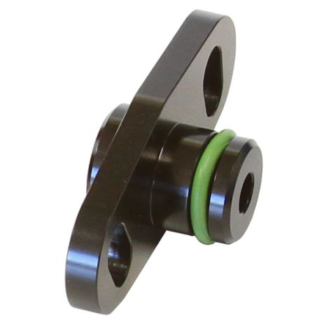 Aeroflow Fuel Rail Adapter Suits Mitsi 16mm Seal