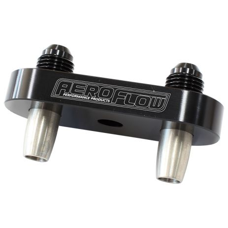 Aeroflow Trans Cooler Adapter Suits 6 Speed 6L80E Suits VE/VF