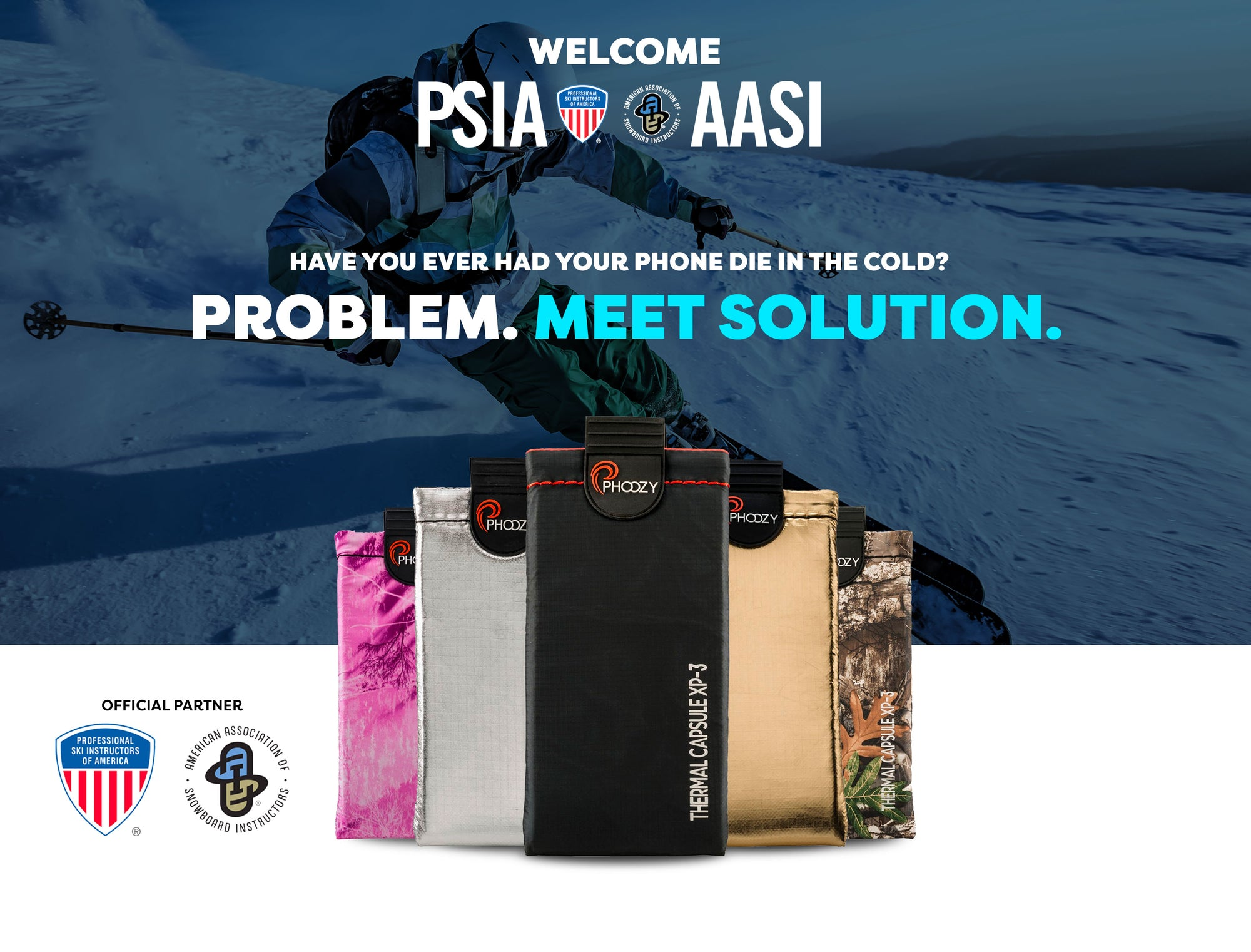 Official Phone Protection of PSIA and AASI