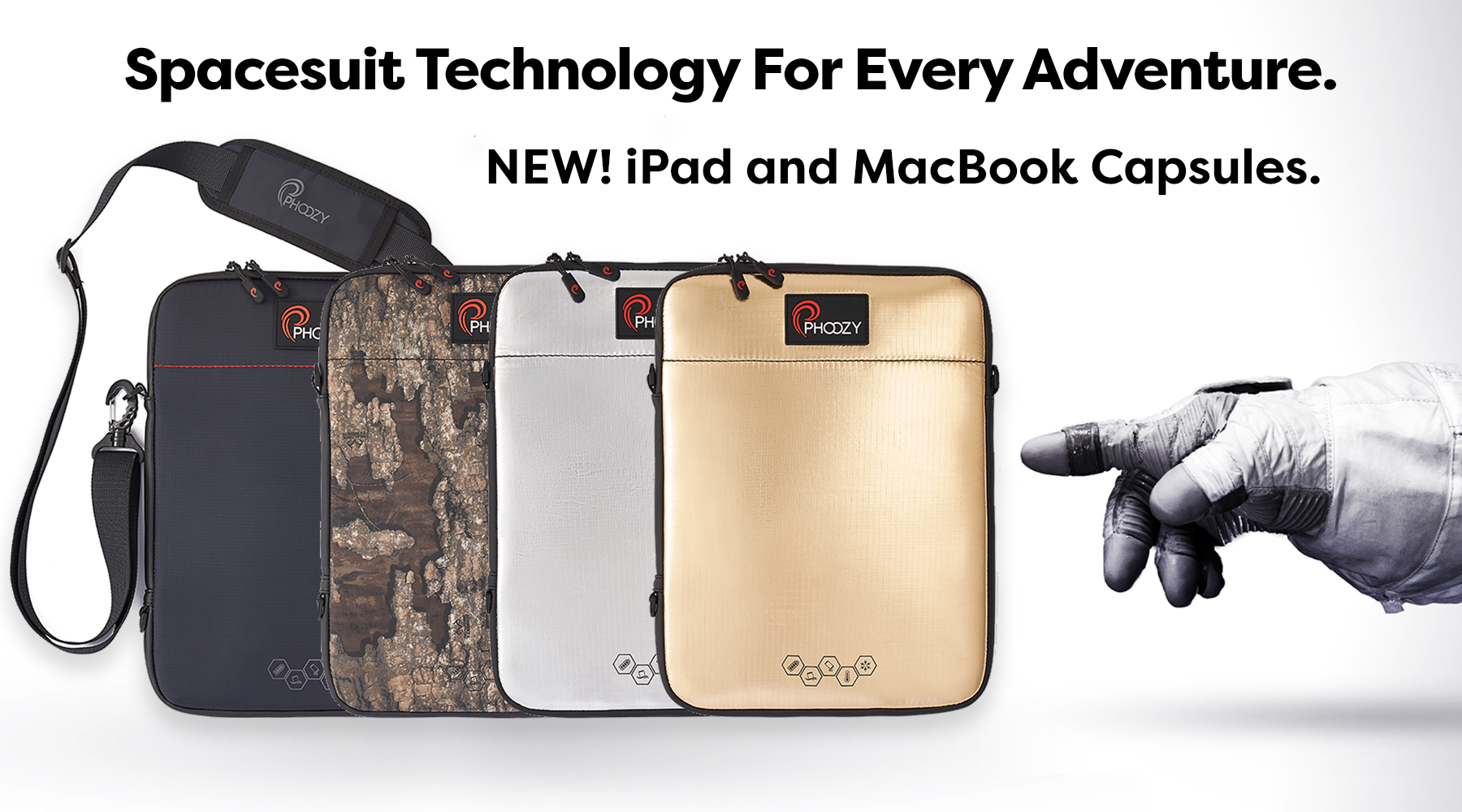 New! iPad and MacBook Capsules