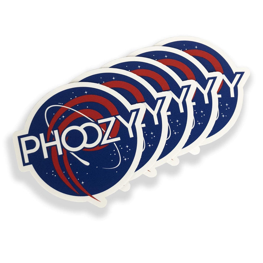 PHOOZY Stickers
