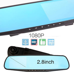 REAR-VIEW  MIRROR CAMERA