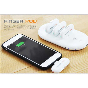 cell phone magnetic extra battery pack and power bank