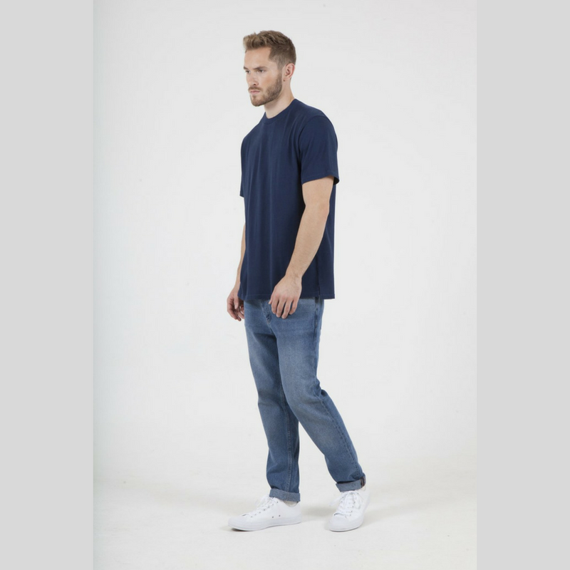 Trend of the Week: The Tapered Denim Jean
