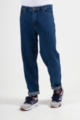 Wide Leg Jeans in Recycled Denim