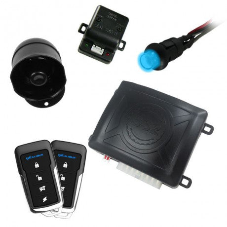 Auto Alarms available at CarAudioCentral.com