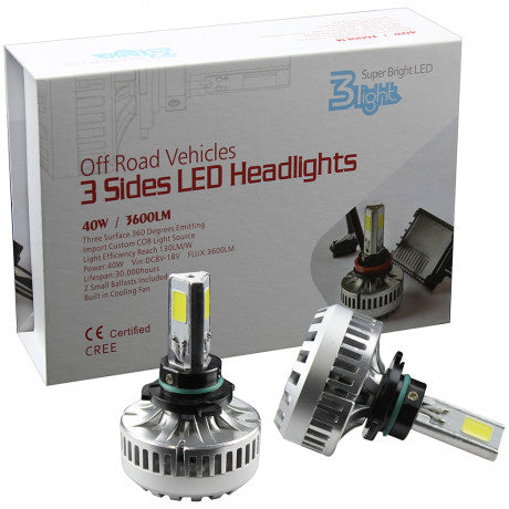 Auto Lighting available at CarAudioCentral.com