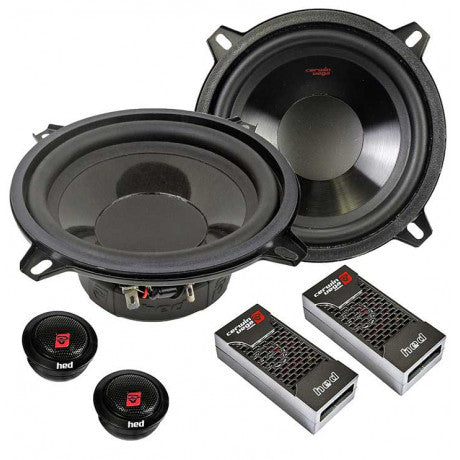 Component Speakers available at CarAudioCentral.com