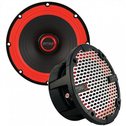 MID BASS AND MIDRANGE SPEAKERS available at CarAudioCentral.com