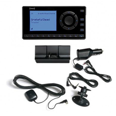 Satellite Radio available at CarAudioCentral.com