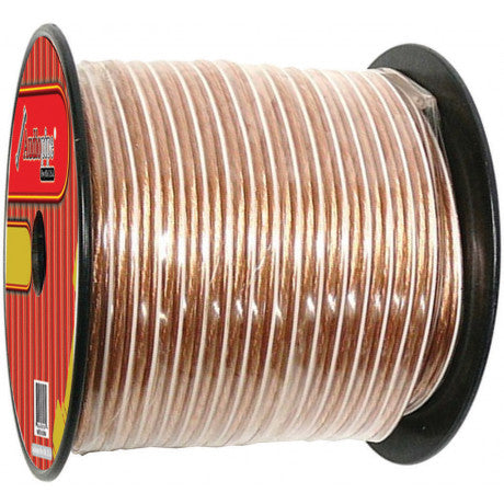 Speaker wire available at CarAudioCentral.com