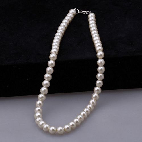 Pearl Bridal Jewelry Necklace