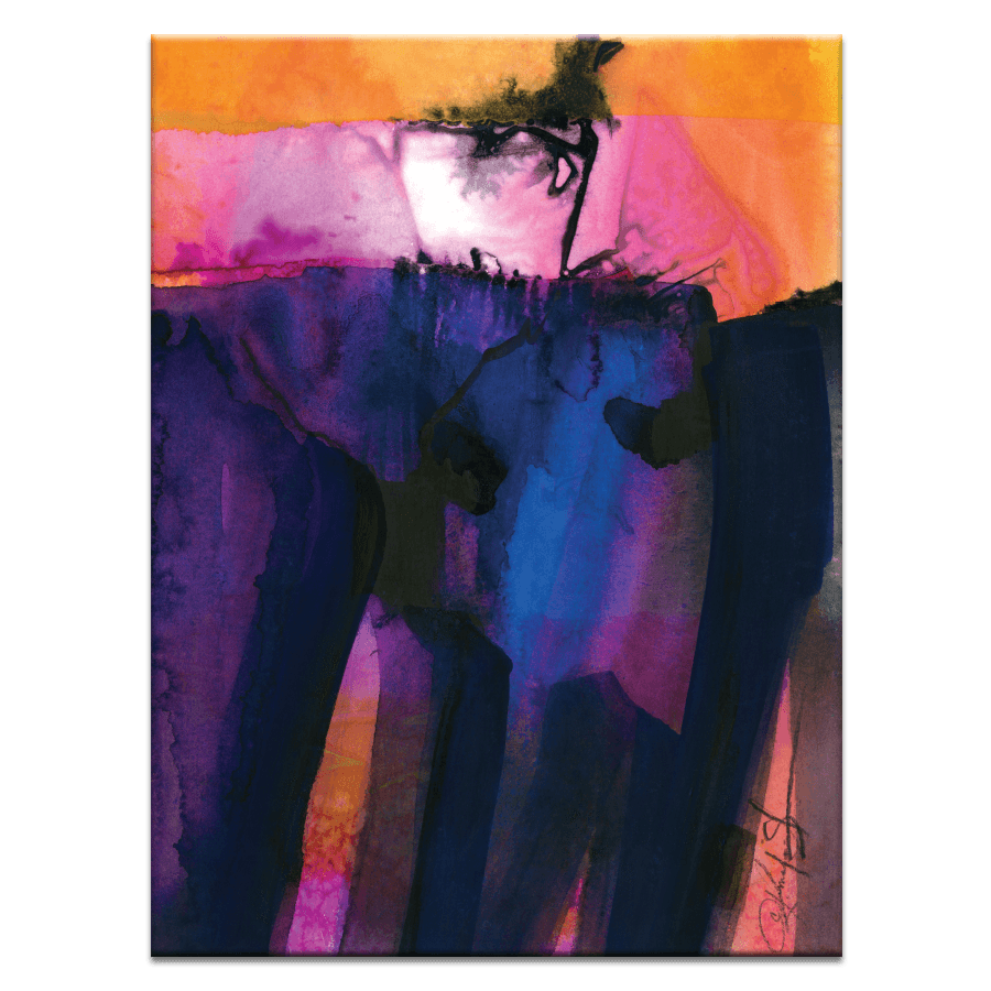 Watercolor Abstraction 30