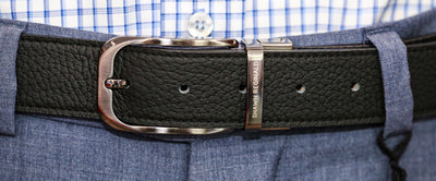 Midtown Reversible Leather Belt
