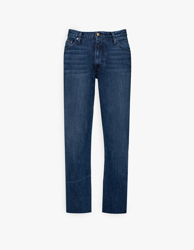 Sac 5 pocket pant indigo