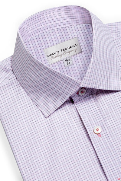 Napa Classic Checkered Pattern (Pink/Lavender)