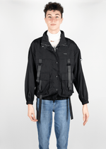 Mens Strapped Light Jacket