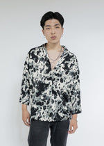 Men's Cheetah Blouse