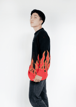 Flaming Hot Sweater