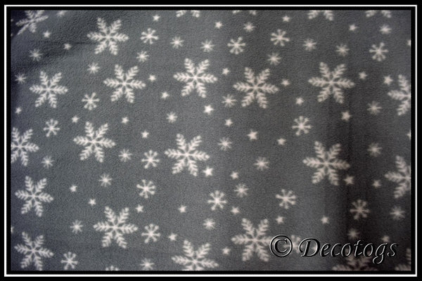 Pullover - BOW TIE SNOWFLAKES (Blizzard)