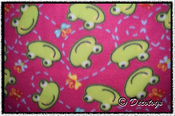 BUG EYE FROG HEADS PINK