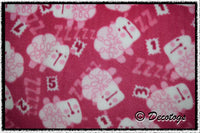 COUNTING SHEEP PINK (Anti Pill)