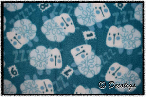 COUNTING SHEEP TURQUOISE