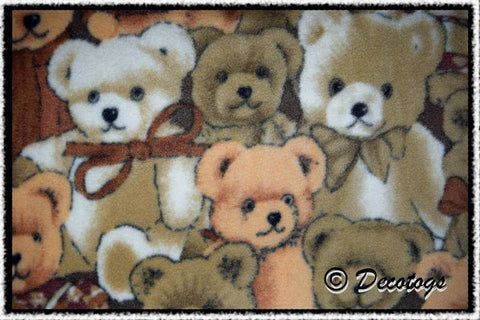 COUNTRY TEDDIES