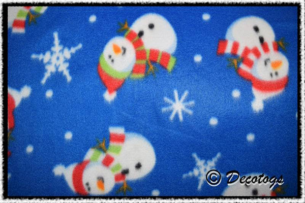 CUTE SNOWMAN BLUE (Blizzard)