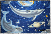 DOLPHINS IN SPACE