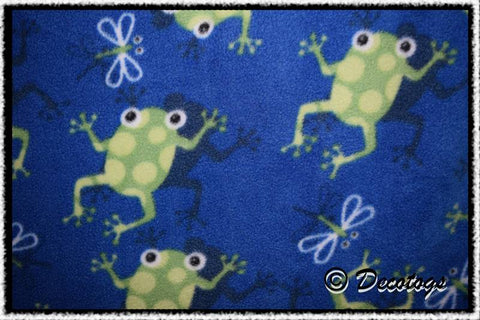 DRAGONFLY FROGS - Custom Pullover or Snugglie