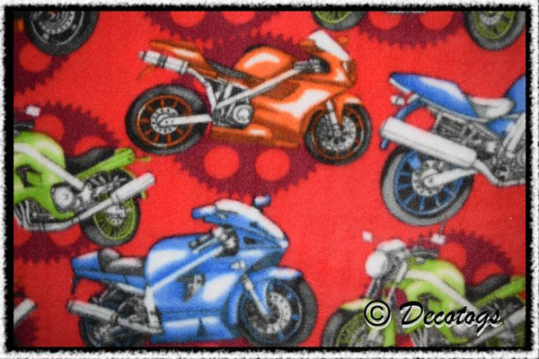 MOTORCYCLES RED